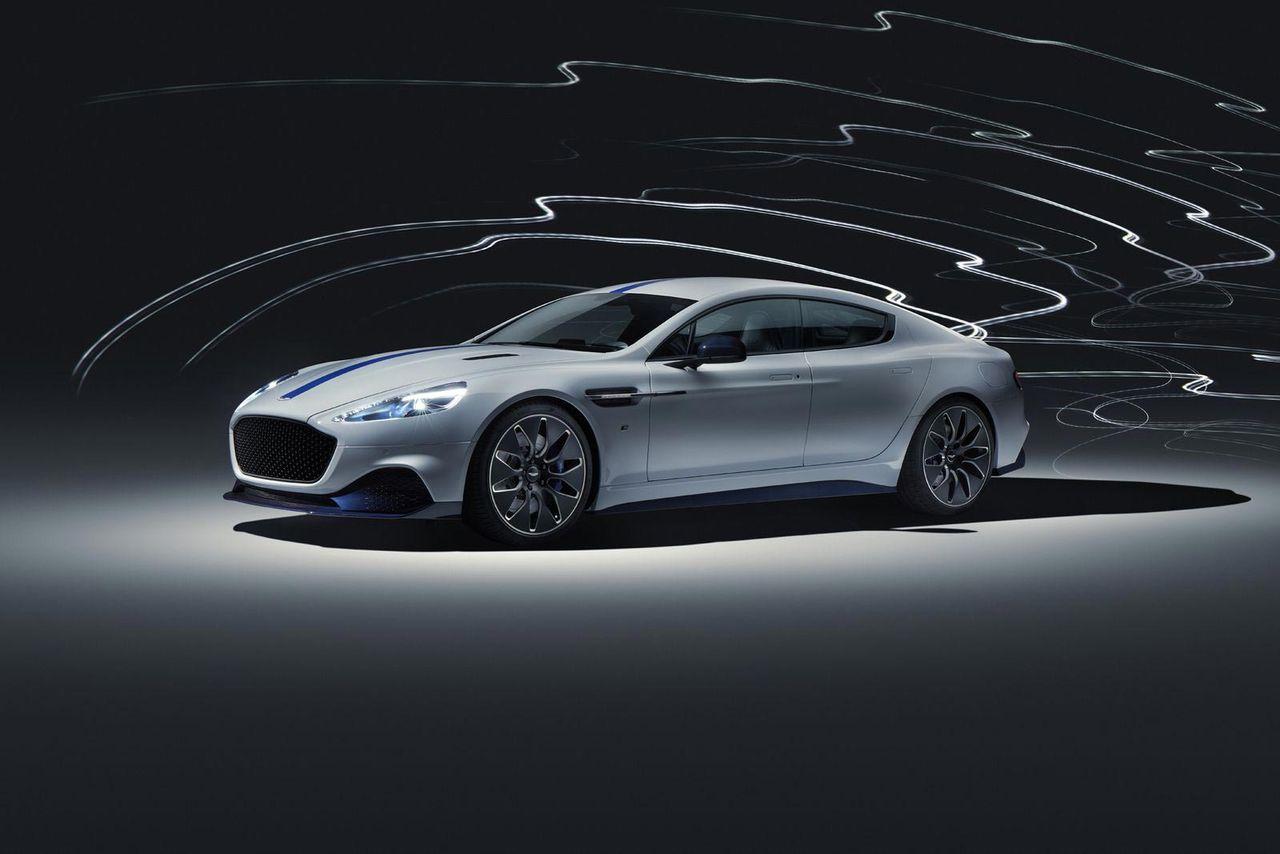 Elektrisk Aston Martin och Lagonda skjuts upp till 2025