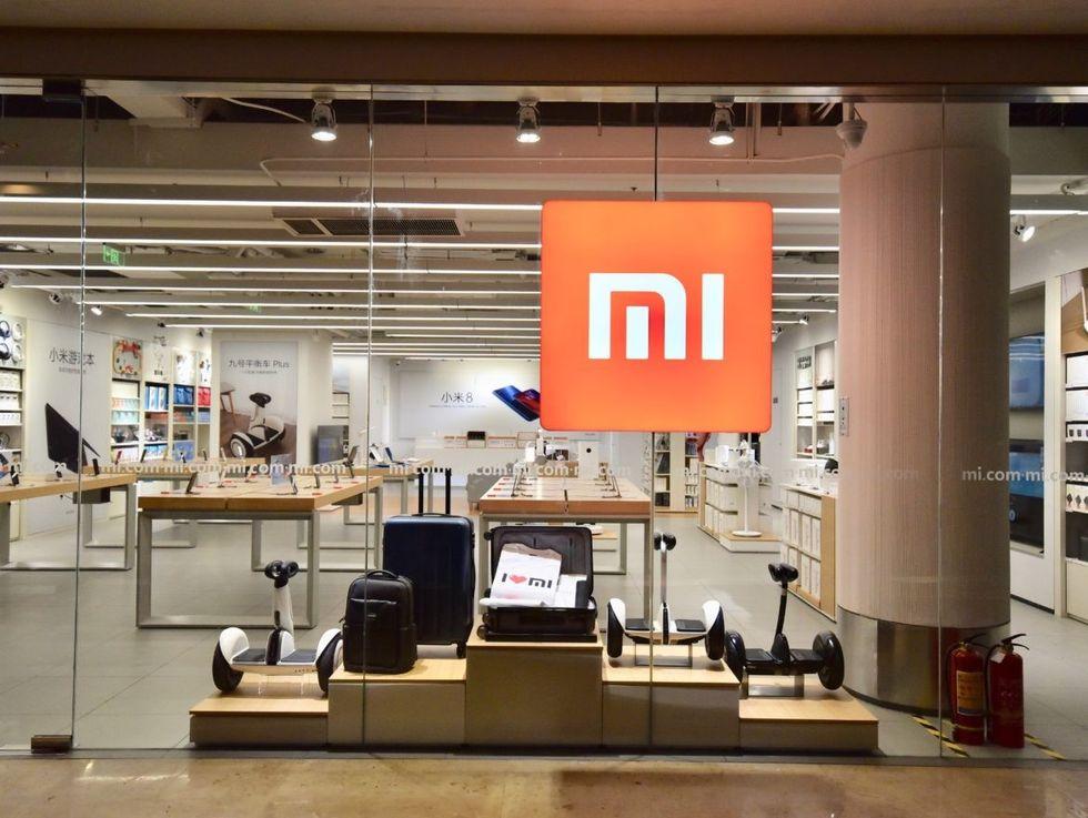 Xiaomi äntrar Mall of Scandinavia