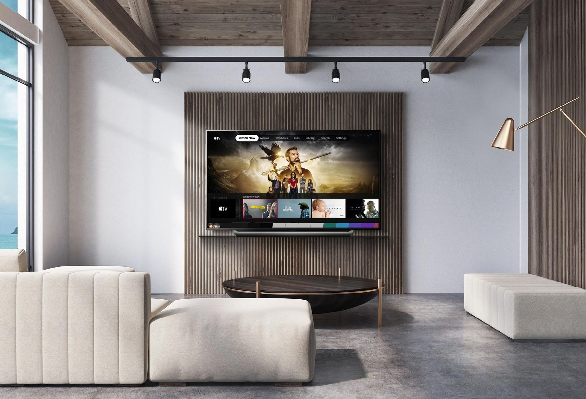 Apple TV-appen kommer till LGs 2019-modeller