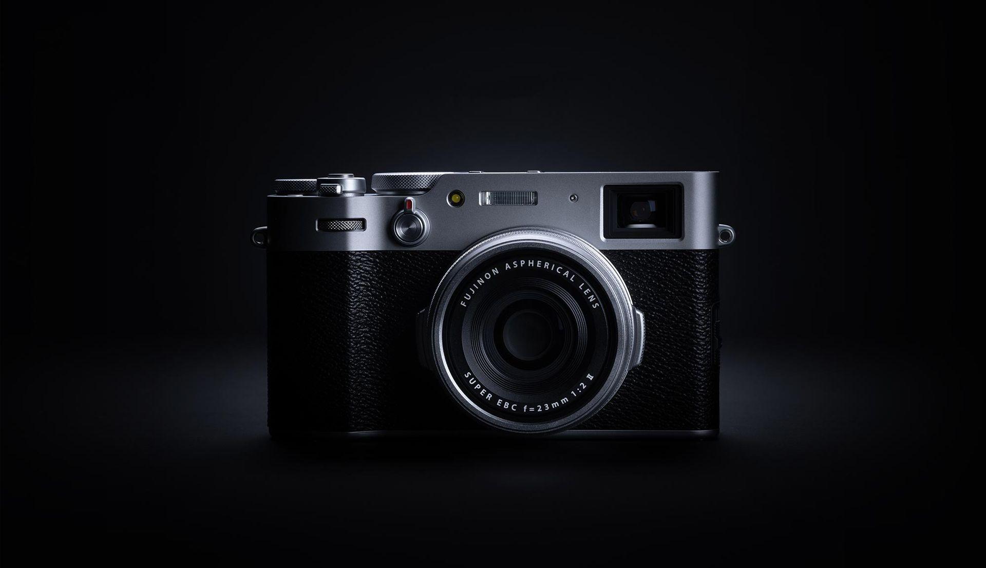Fujifilm släpper X100V