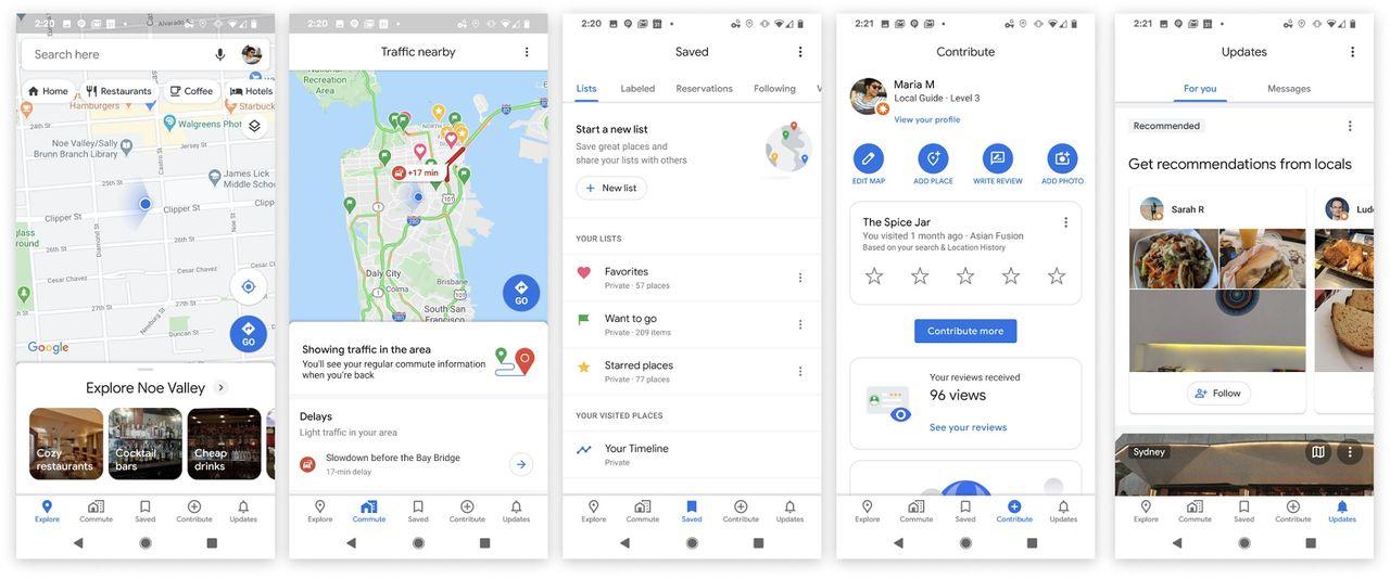 Google Maps fyller 15 år
