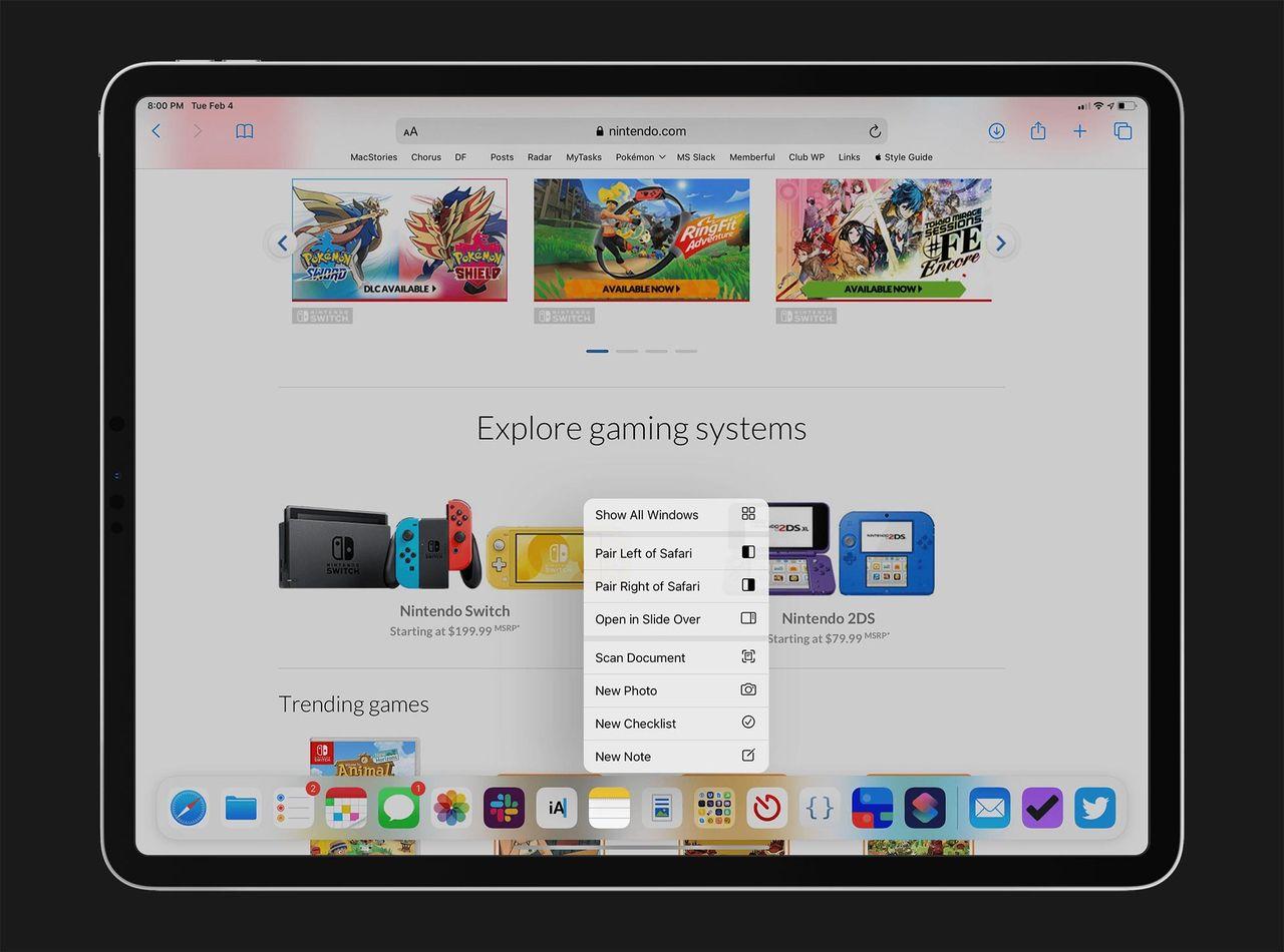 Enkel fix hade gjort multitasking bättre på iPad