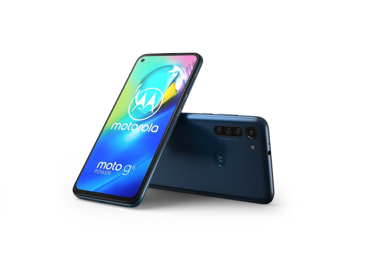 Motorola presenterar Moto G Stylus och G Power