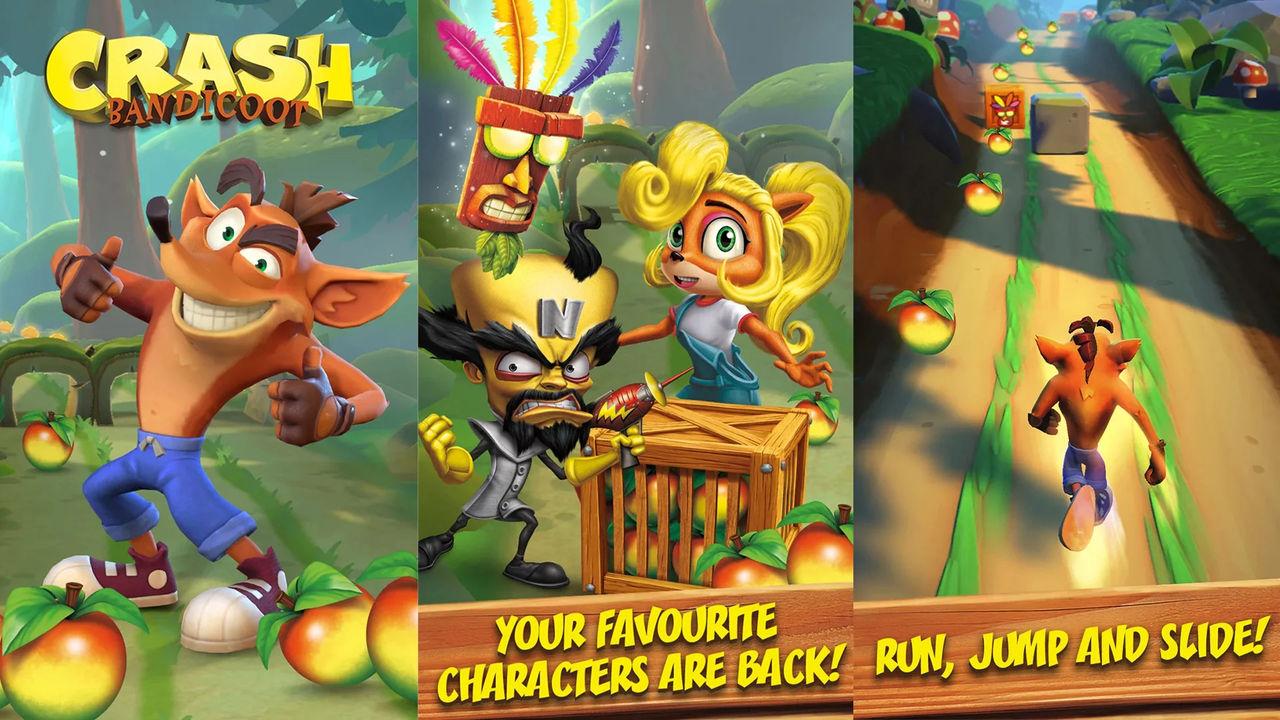 Nytt Crash Bandicoot-spel på gång