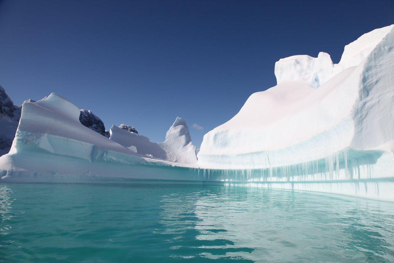 Rekordtemperatur uppmätt på Antarktis