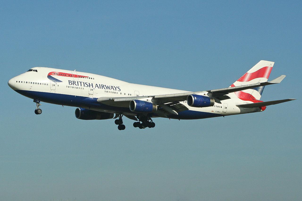 British Airways satte nytt rekord New York - London