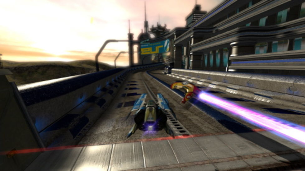 Soundtracket till Wipeout HD