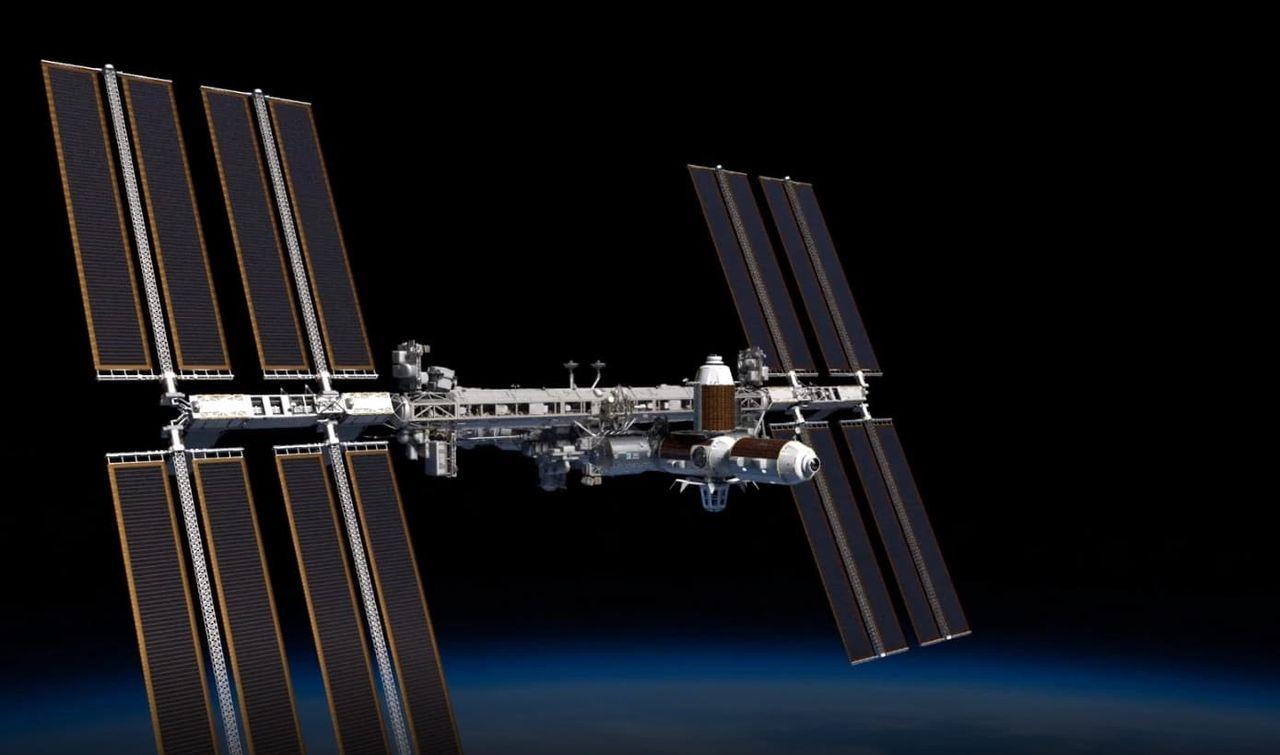 Axiom Space ska bygga hotell på ISS