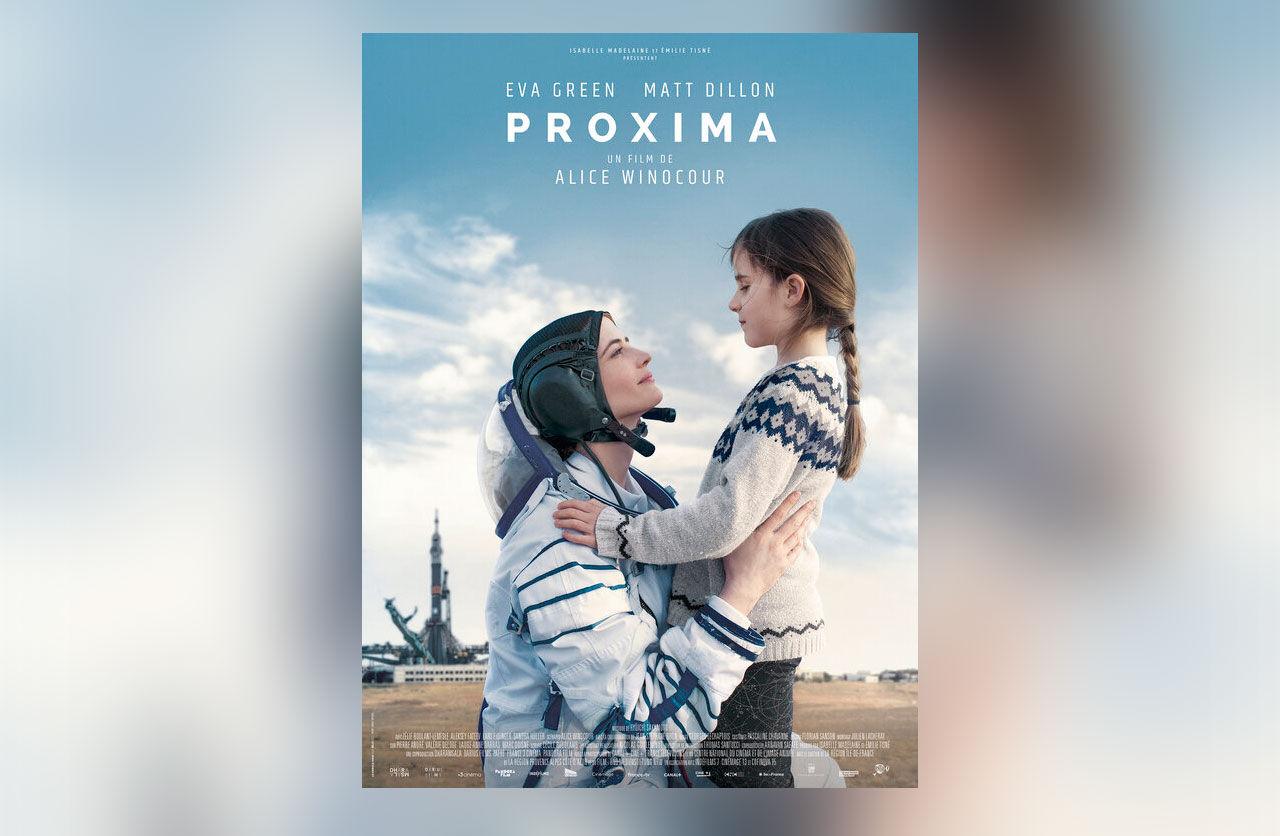 Kolla in trailern för Proxima