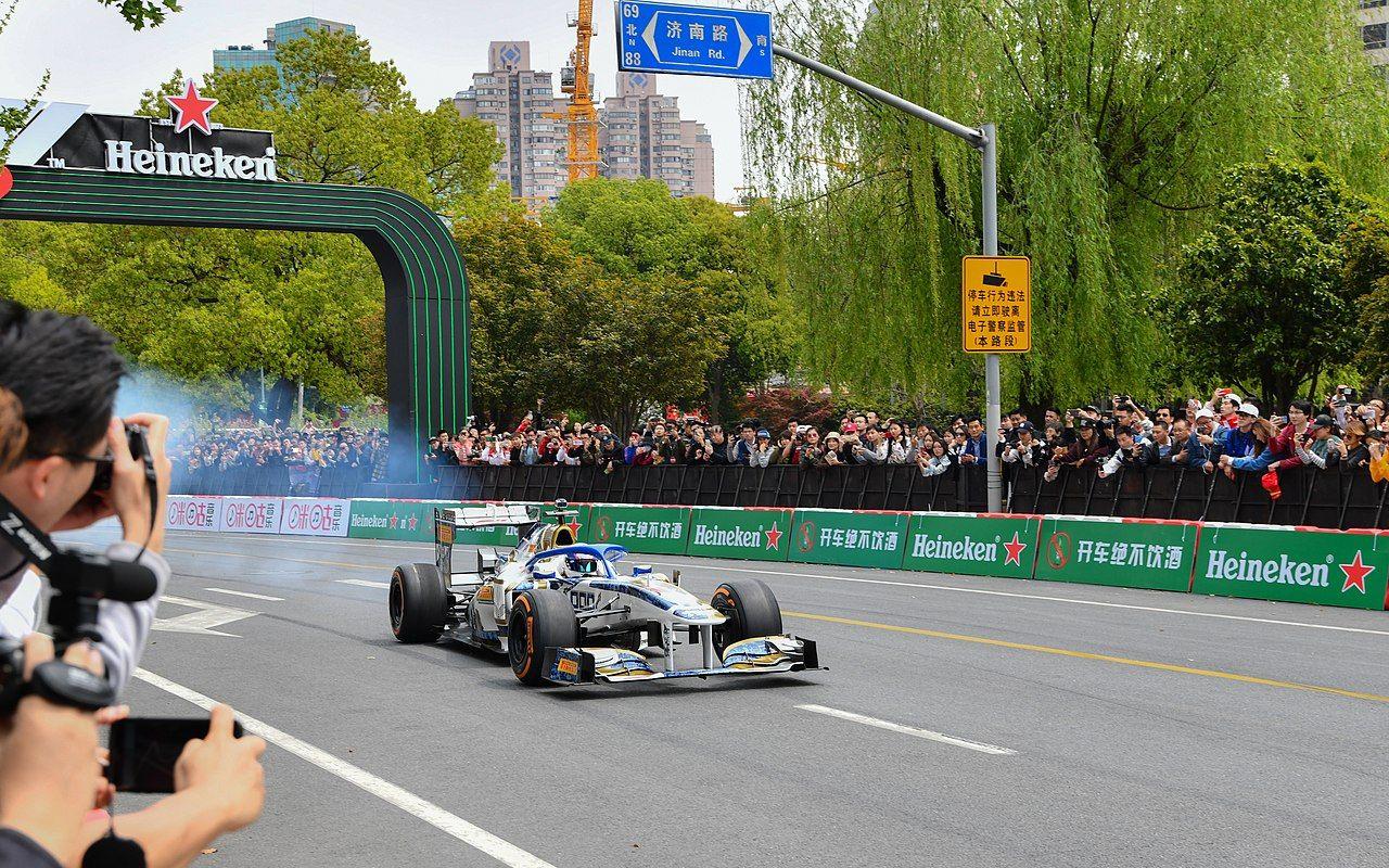 Chinese Grand Prix i Formel 1 ryktas ställas in