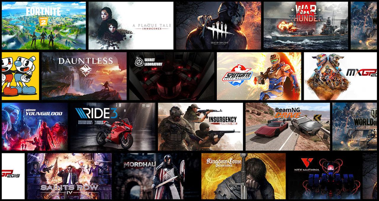 Activision Blizzard drar tillbaka sina spel från Geforce Now