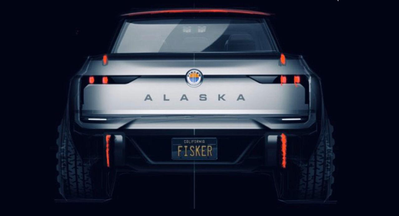 Fiskers pickup heter Alaska