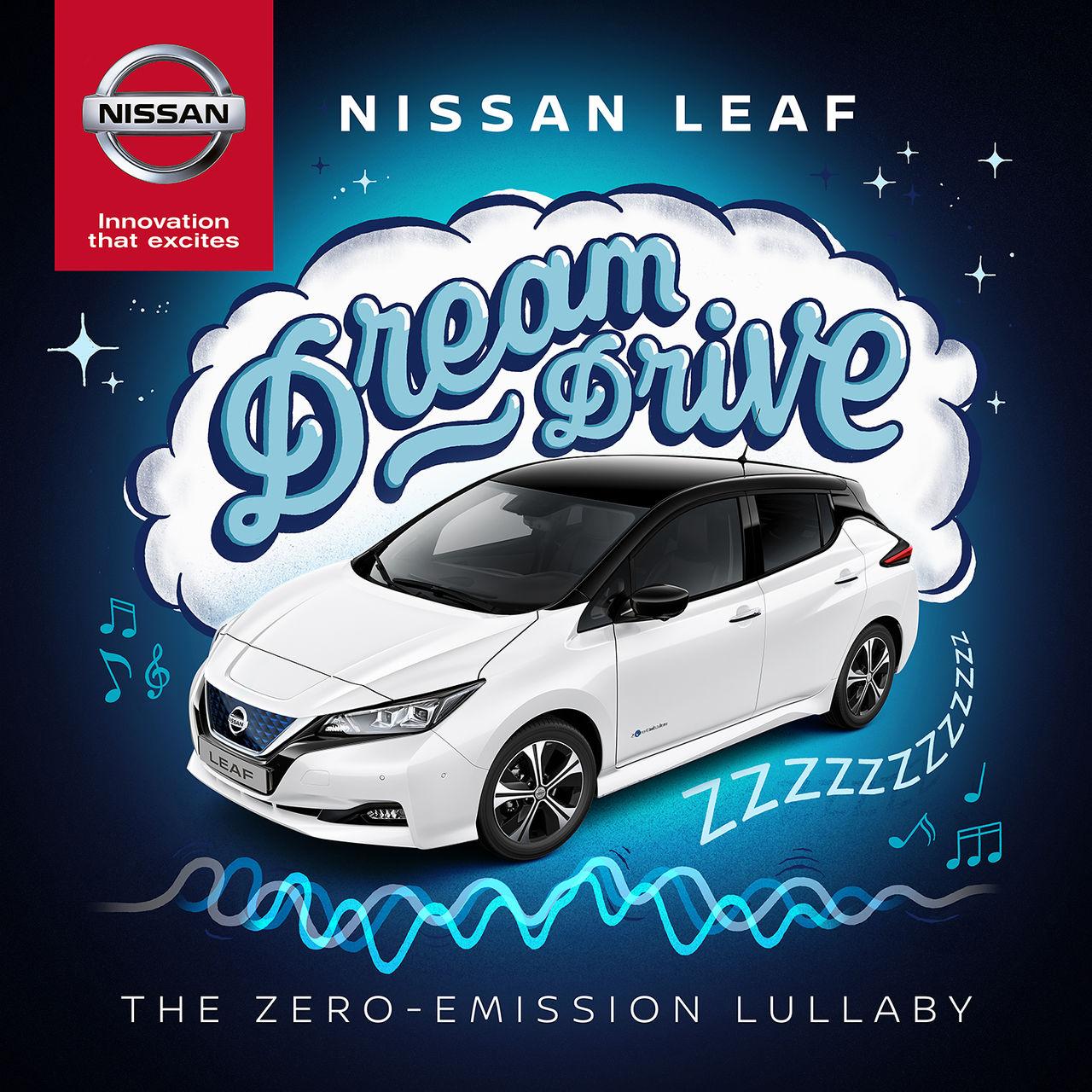 Nissan släpper vaggvisor
