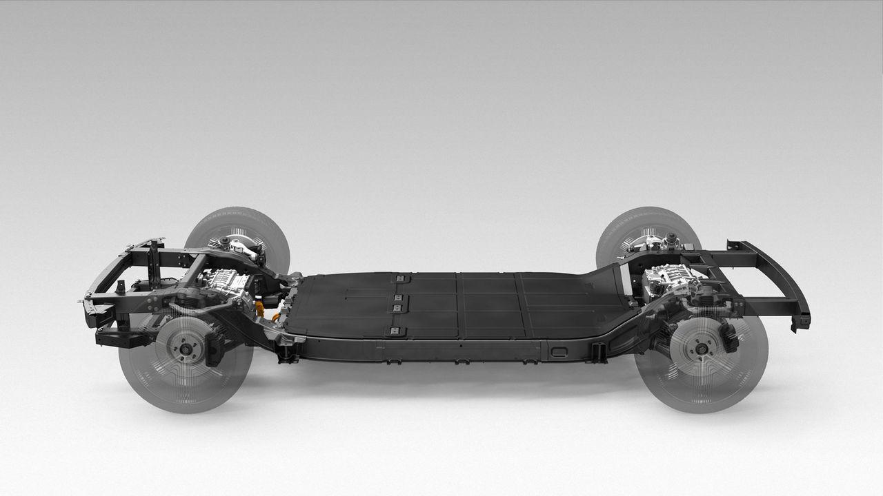 Kia och Hyundai ska ta fram elbilsplattform med Canoo