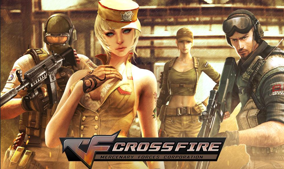 Sony ska göra film av FPS-spelet Crossfire