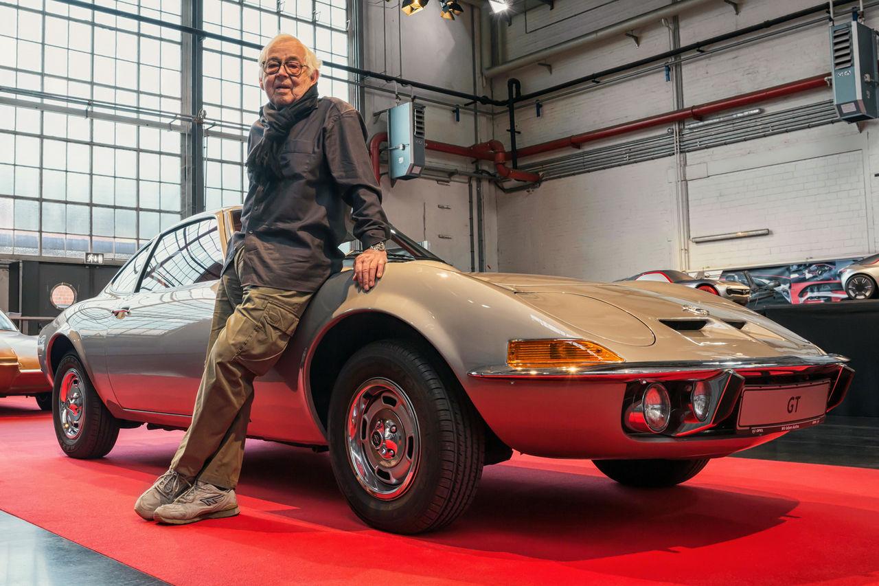 Pappan till Opel GT och Opel Calibra har gått bort