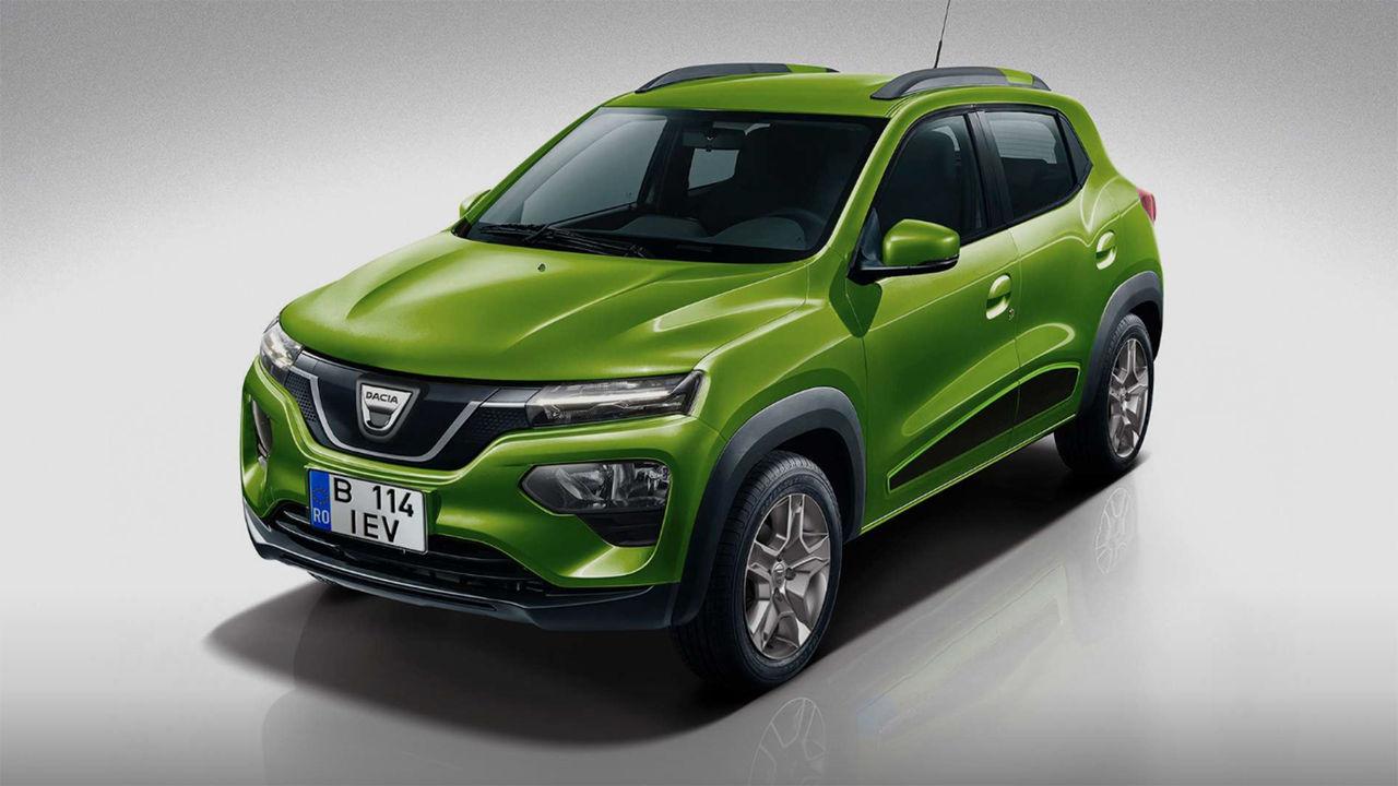 Dacias kommande elbil ska bli billigast i Europa