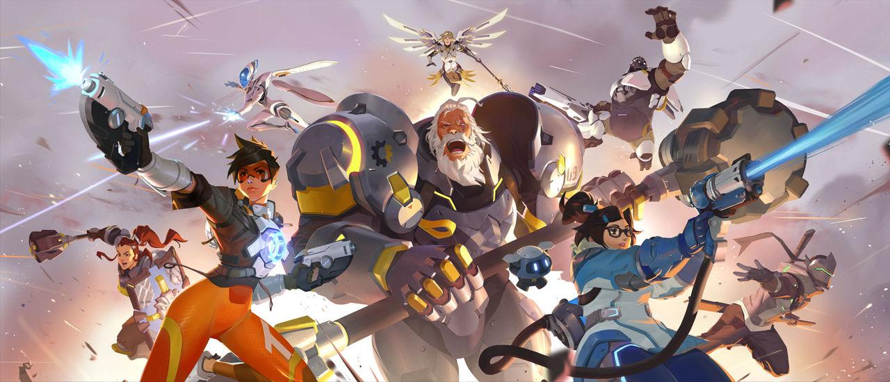 Kinesiska Overwatch-matcher flyttas till Sydkorea