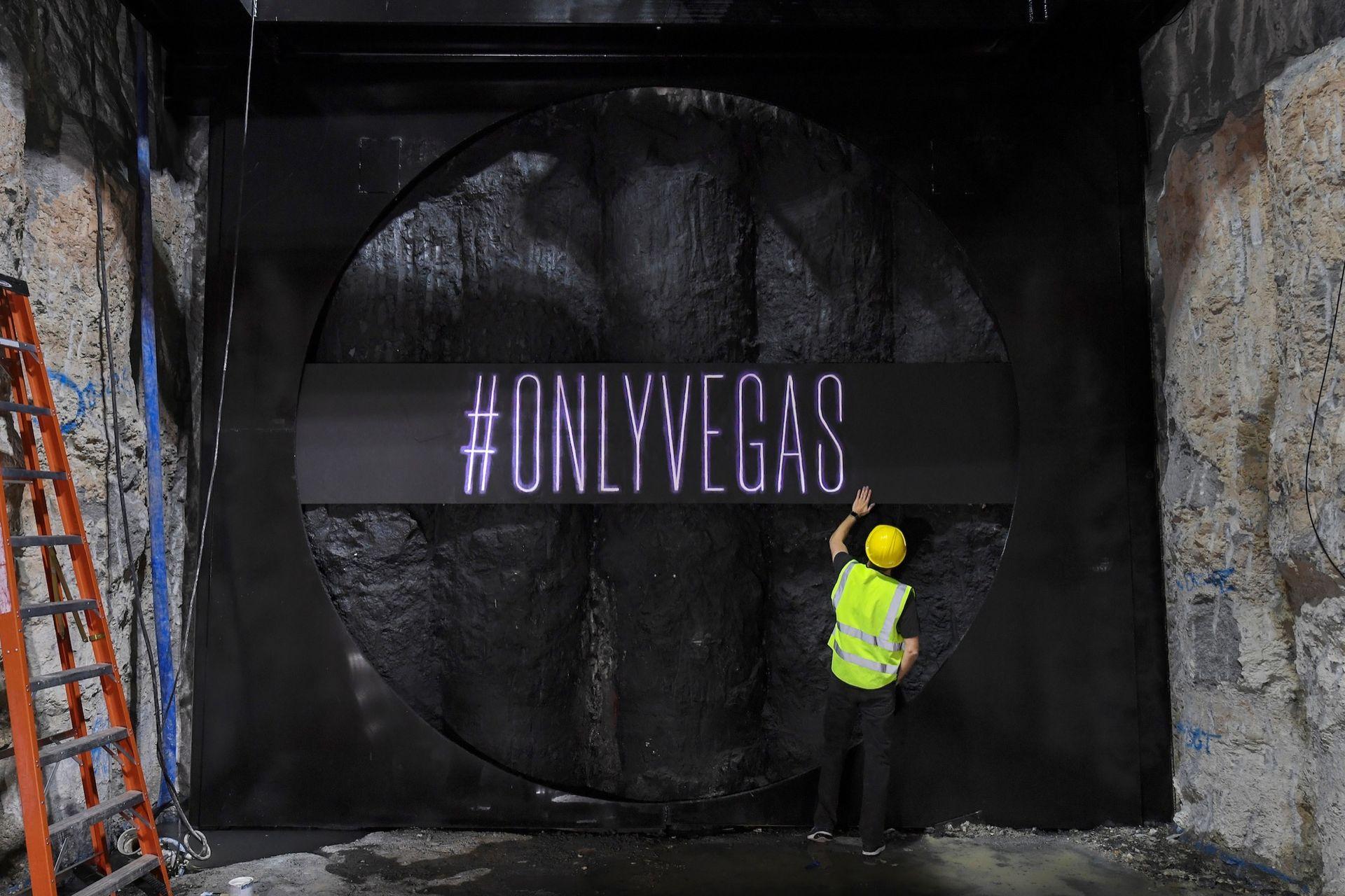 Boring Companys första tunnel i Las Vegas färdiggrävd