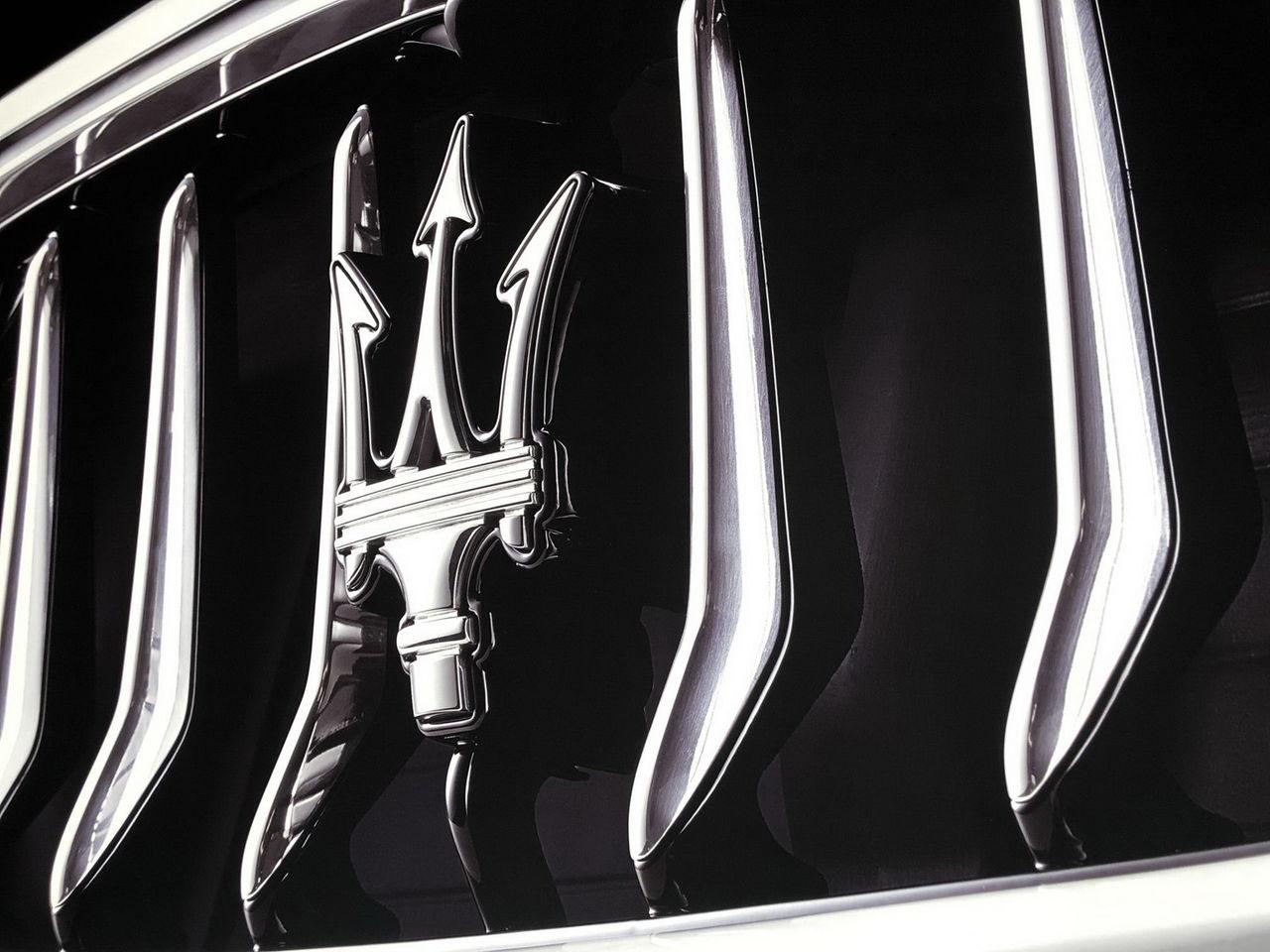 Maseratis nästa SUV dyker upp 2021