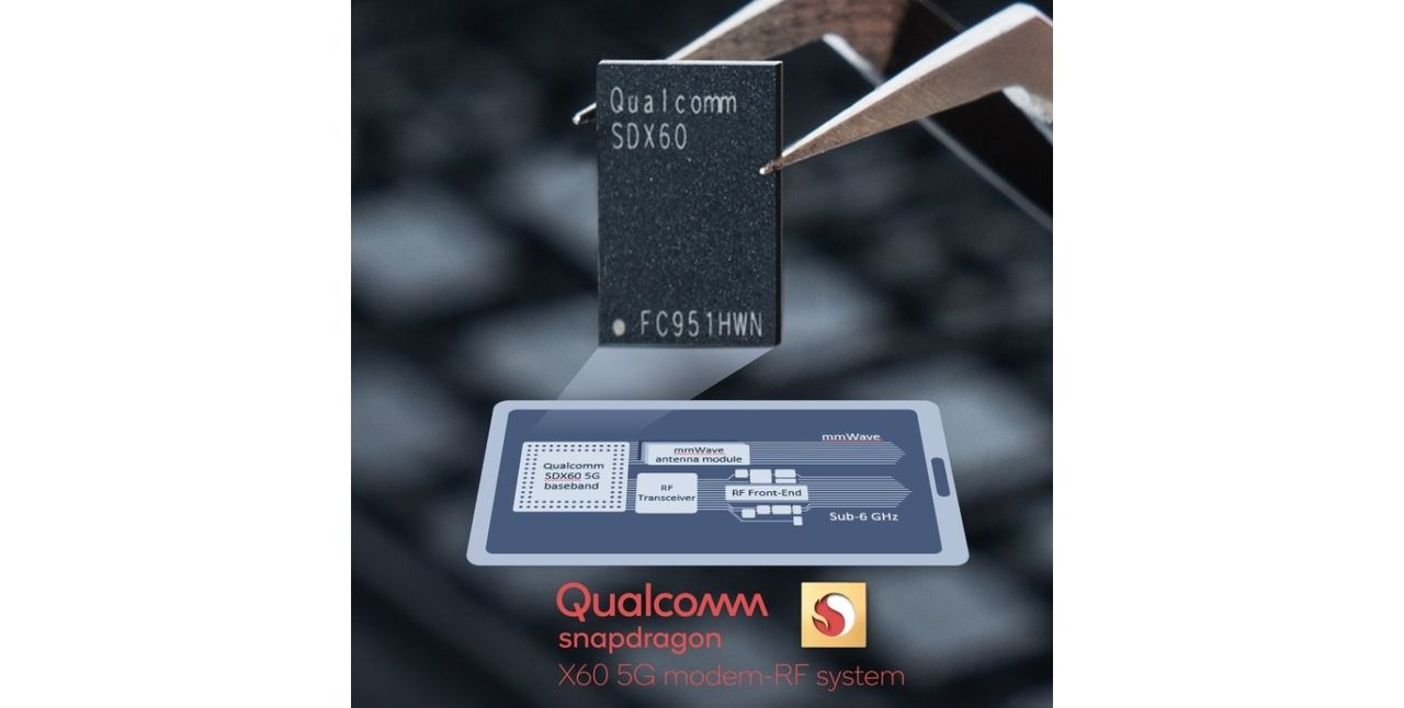 Qualcomm lovar smidigare 5G med Snapdragon X60