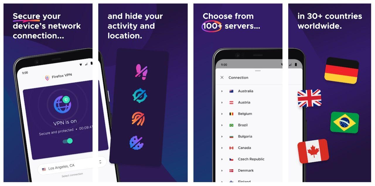 Mozilla släpper VPN-app till Windows 10 och Android