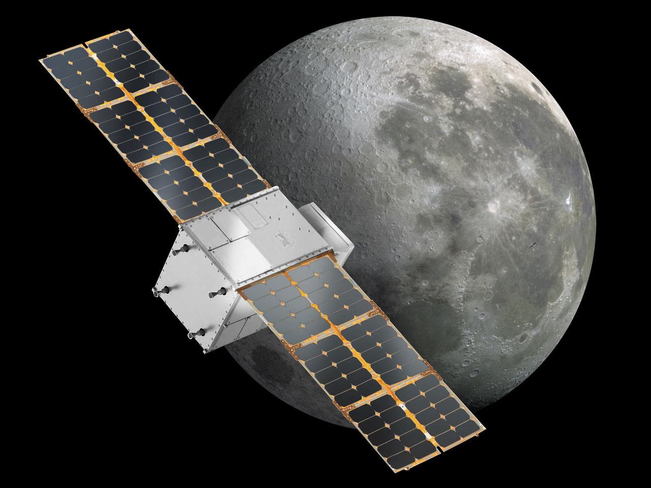 RocketLab ska skicka NASA-satellit till månen
