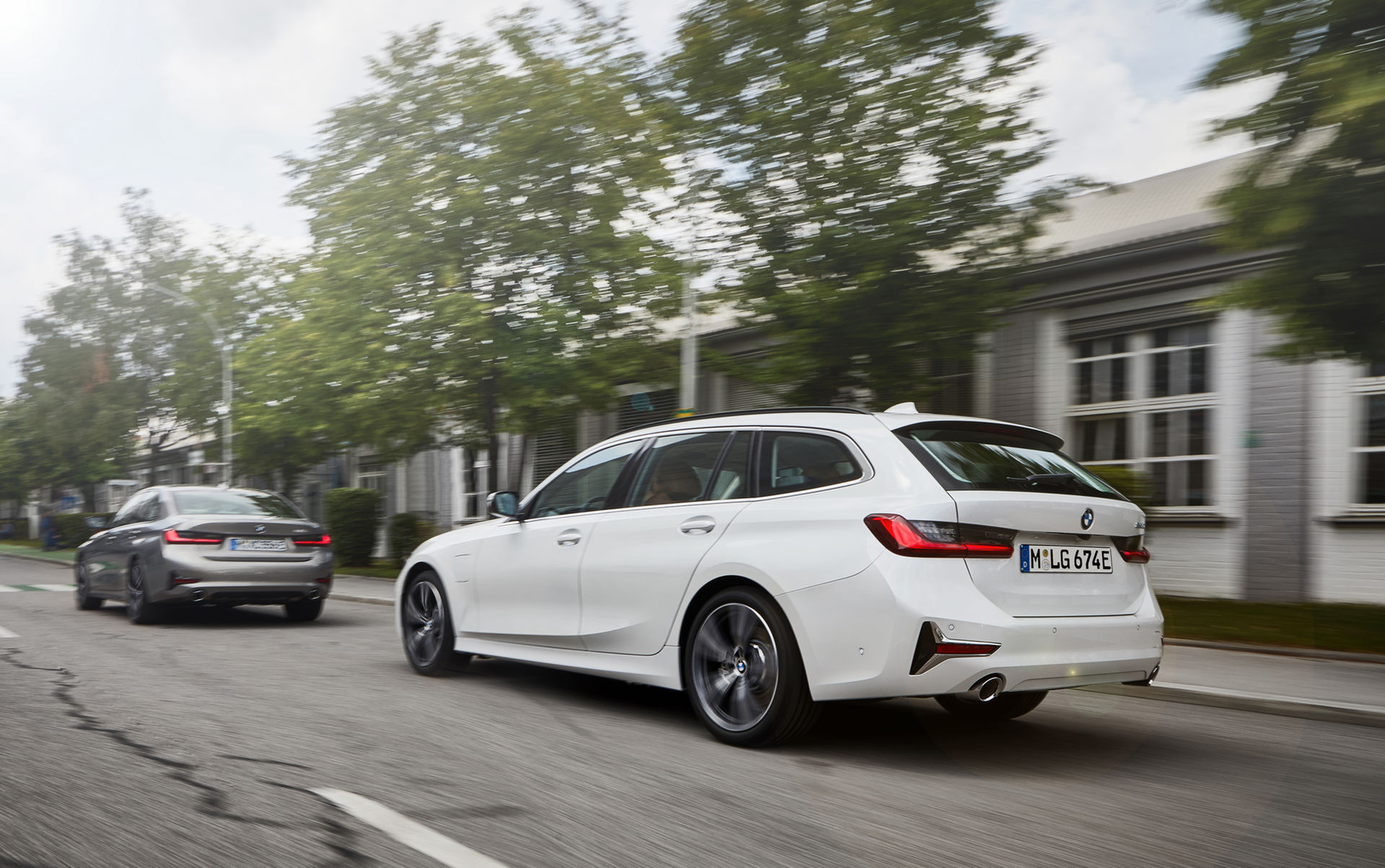 BMW:s 3-serie får tre nya laddhybrid-alternativ