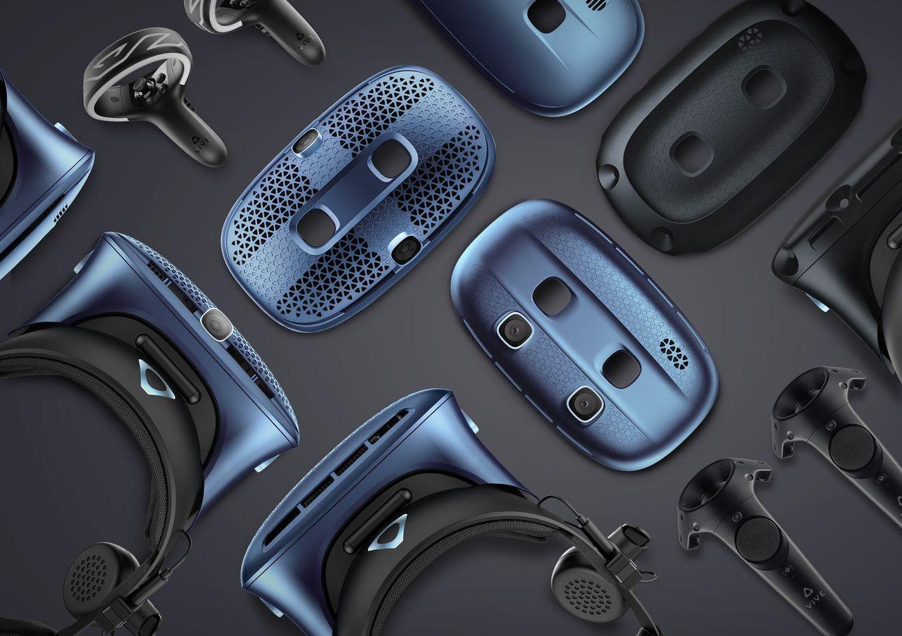 HTC visar upp nya VR-headset i Vive Cosmos-familjen
