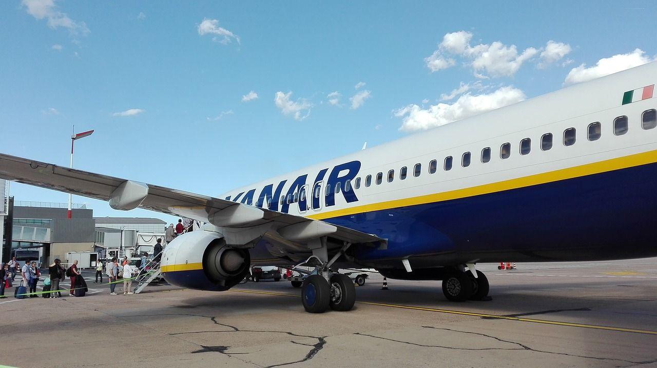 Ryan Air får flest anmärkningar på uppdatering av svart lista