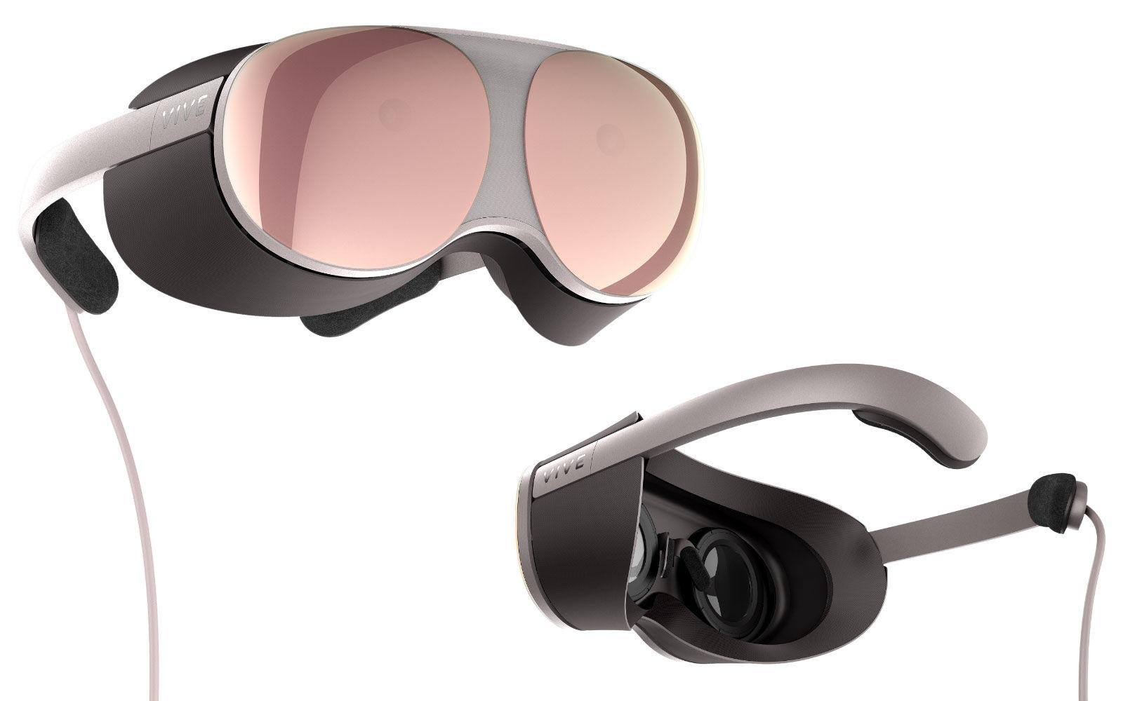 HTC visar upp VR-konceptet Project Proton Mer brillor än headset