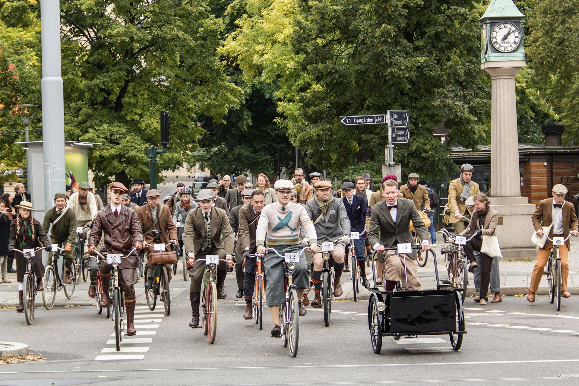 Cyklister får inte köra mot enkelriktat i Stockholm