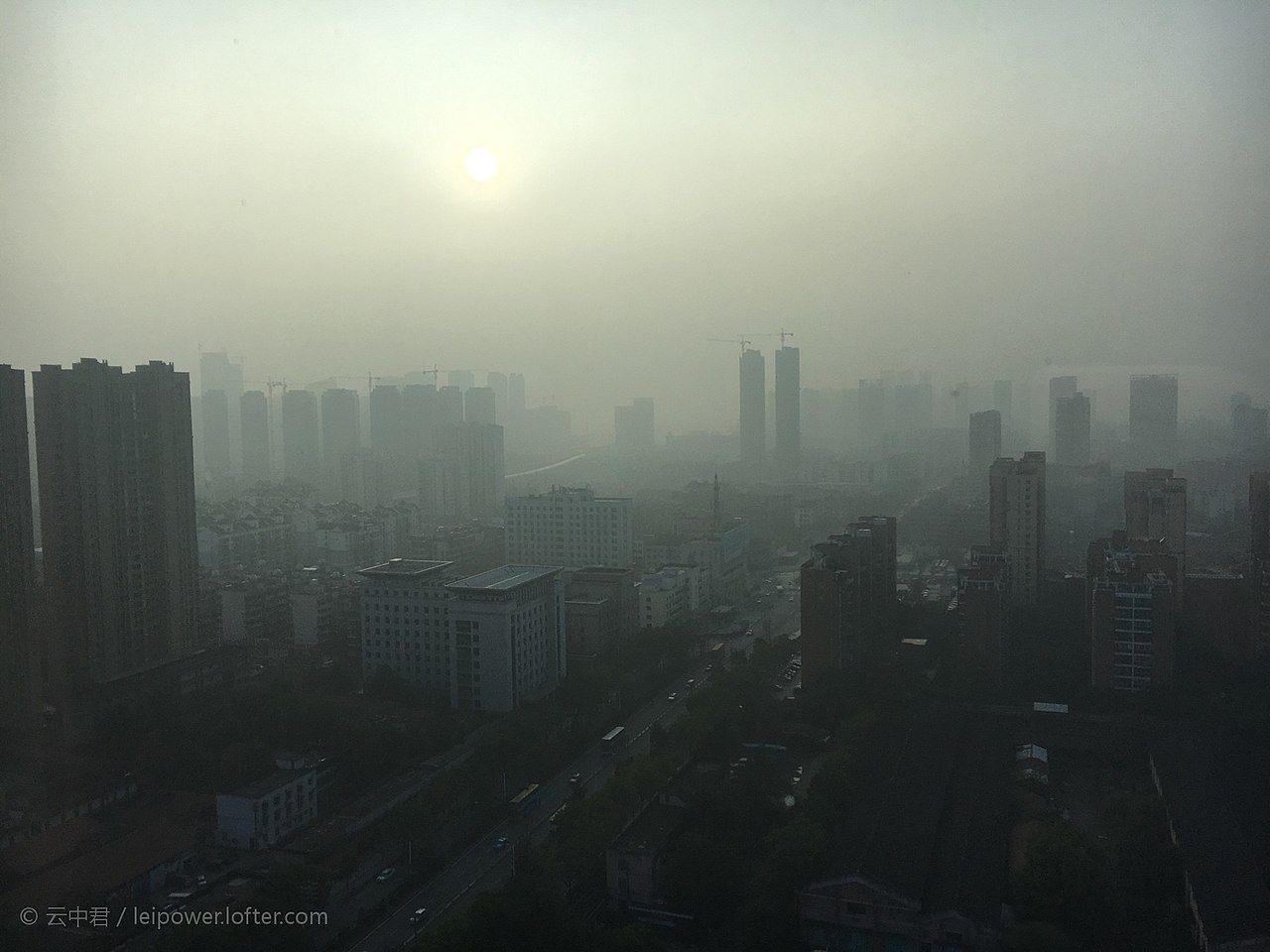 Virus tros ha minskat Kinas koldioxidutsläpp med en fjärdedel