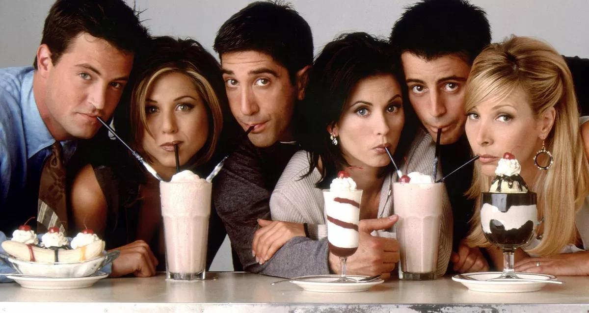 Vännerna från Vänner kommer tillbaka För ett specialavsnitt på HBO Max