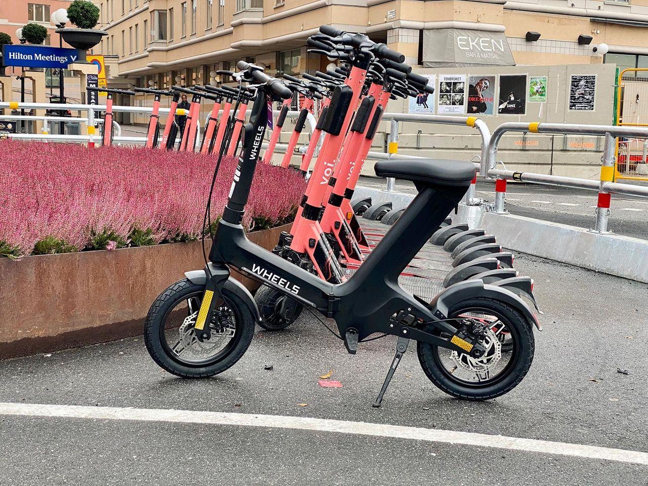 Cykeltjänsten Wheels kommer till Göteborg