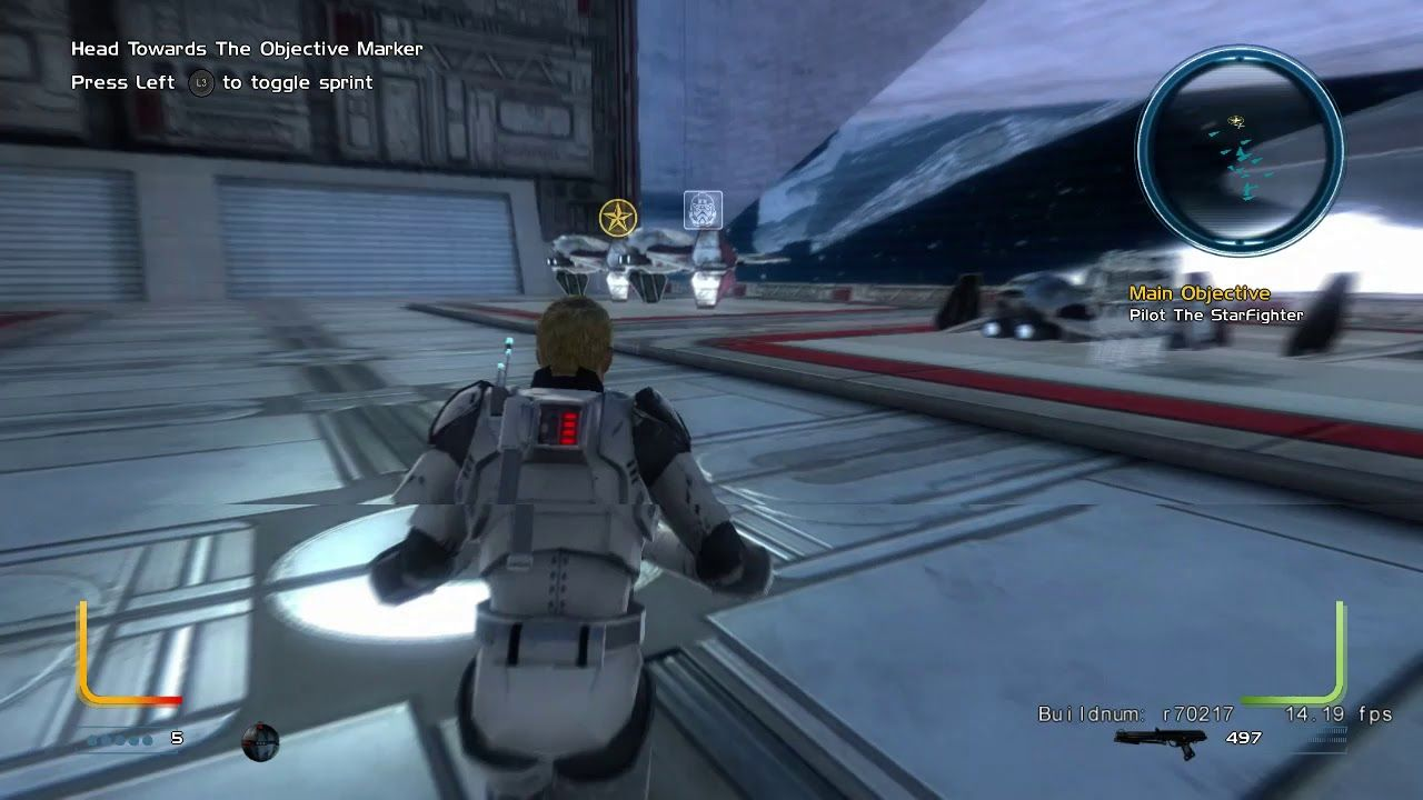 EA la ner ännu ett Star Wars-spel