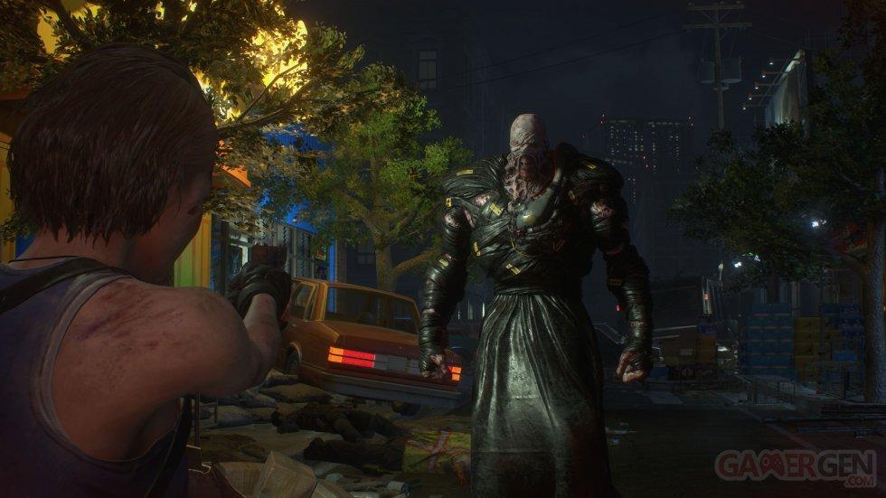 Ett gäng bilder från Resident Evil 3 Remake läcker Läcker?