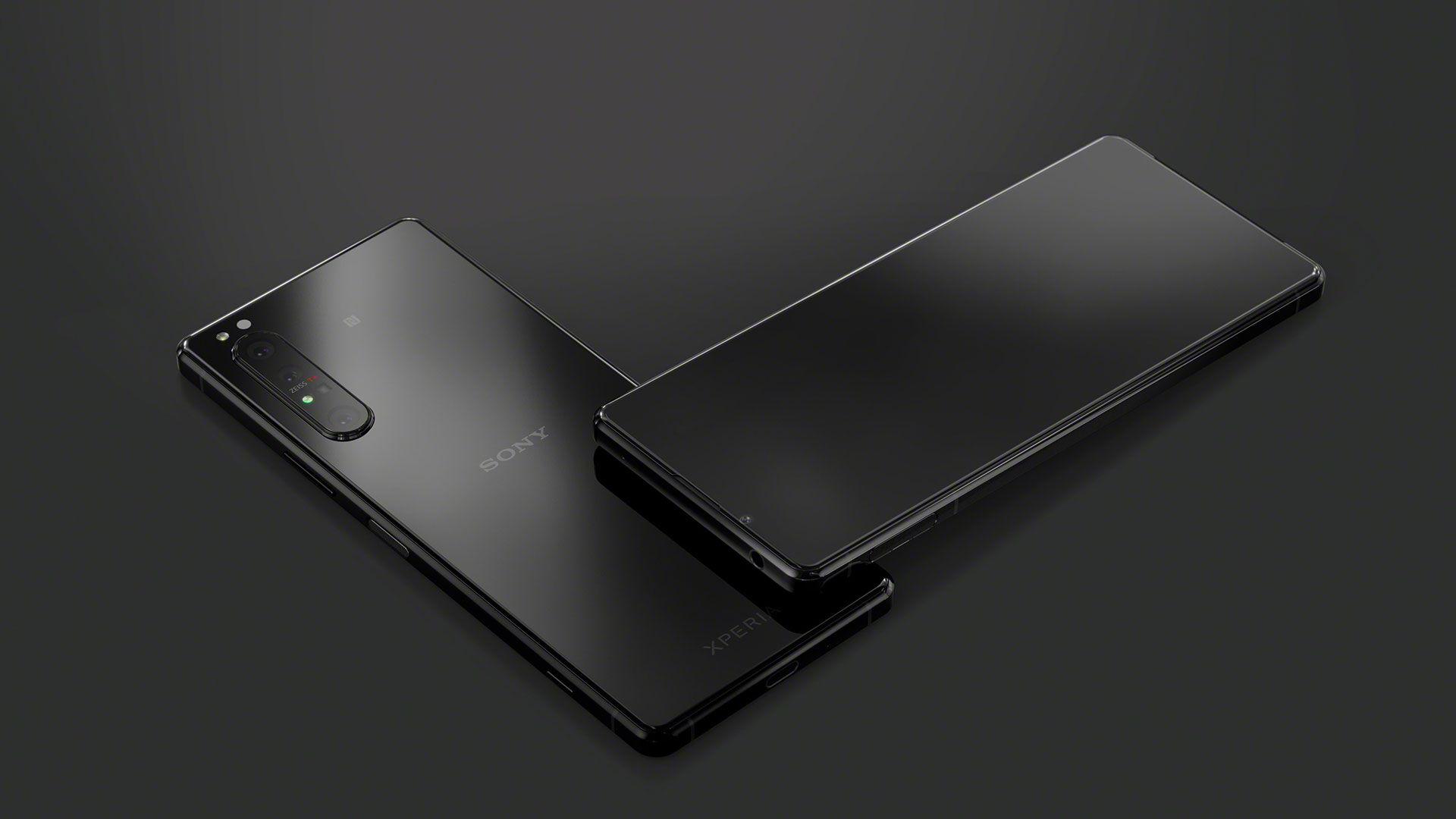 Sony presenterar nya flaggskeppet Xperia 1 II