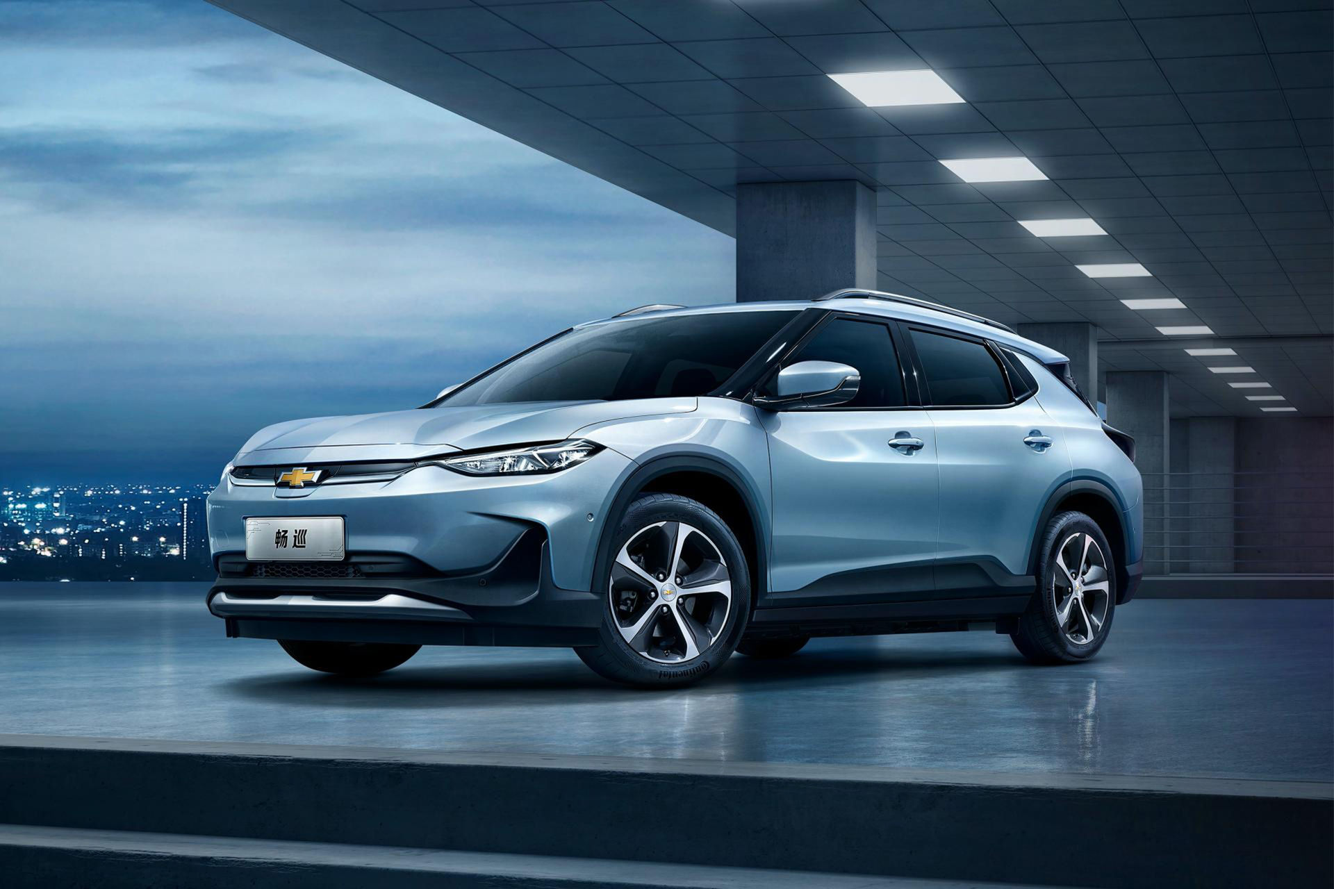 Chevrolets elbil Menlo är nu presenterad