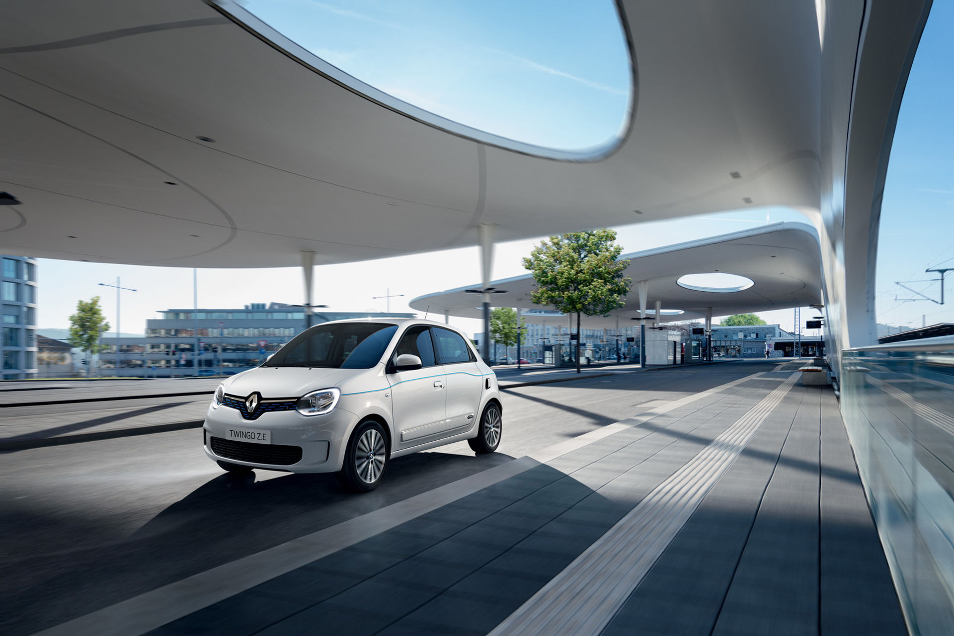Renault rullar ut Twingo som elbil