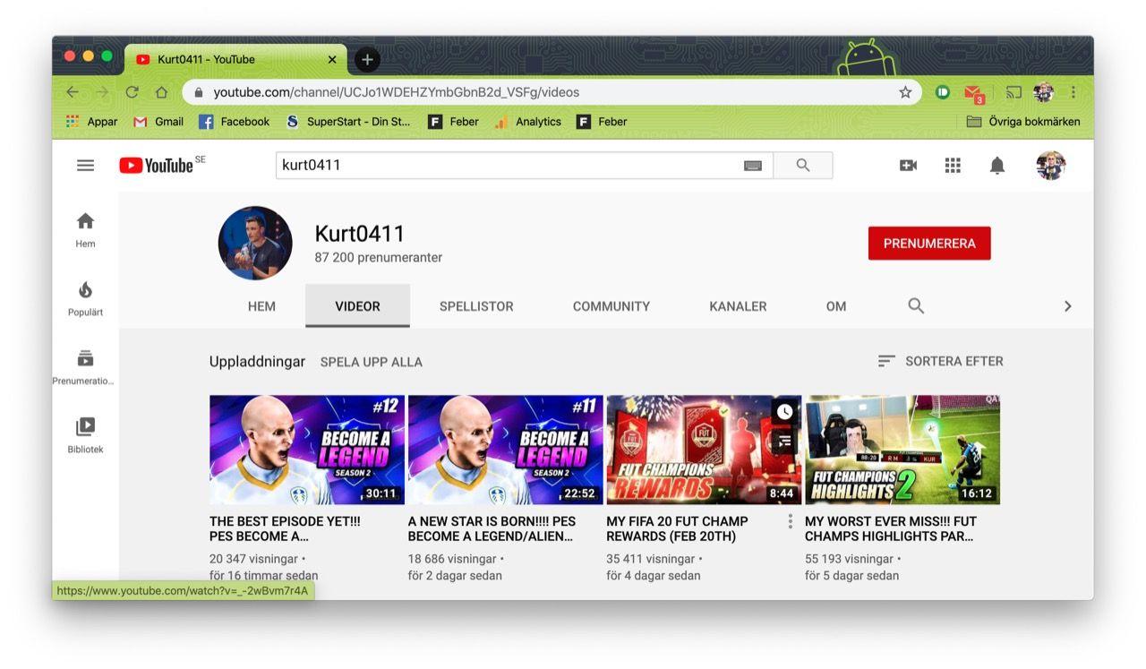 EA bannar otrevlig YouTuber från alla deras spel