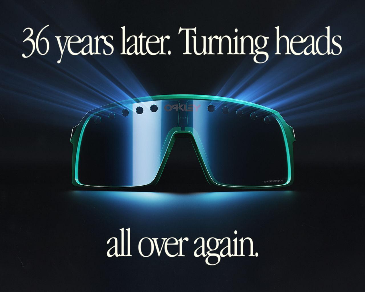 Oakley uppdaterar klassiska solglasögon