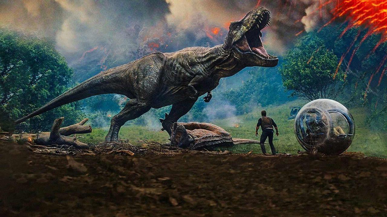 Nästa Jurassic Park-film heter Jurassic World: Dominion