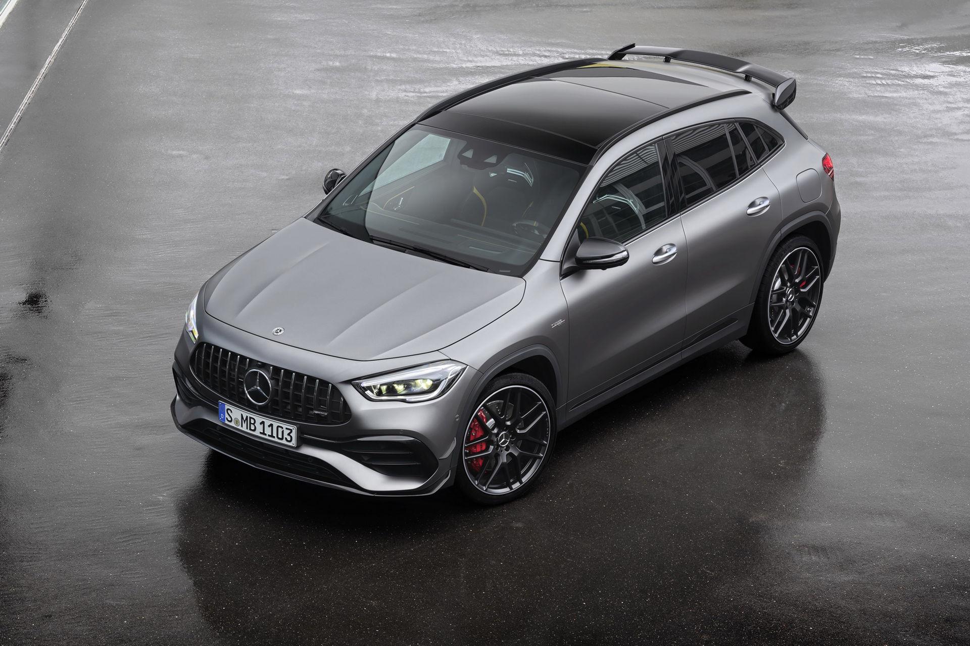 Det här är nya Mercedes-AMG GLA 45