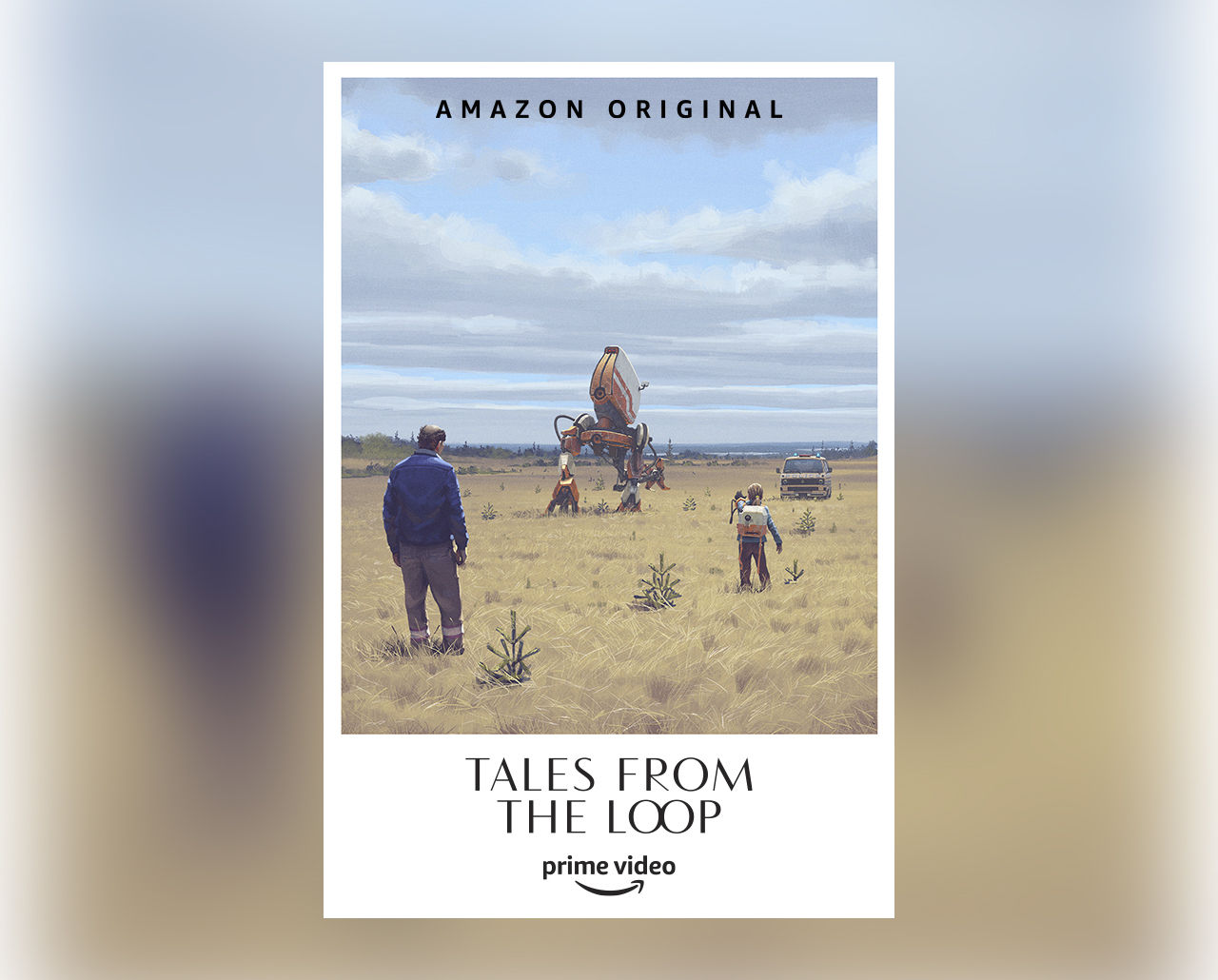 Kolla in trailern för Tales from the Loop