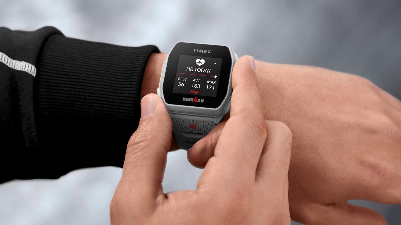 Timex släpper ny smartklocka