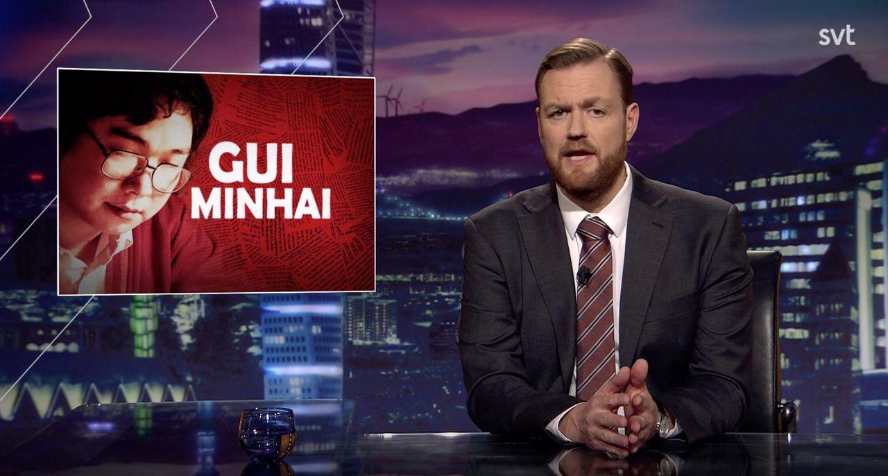 Kina gillar inte Svenska nyheter