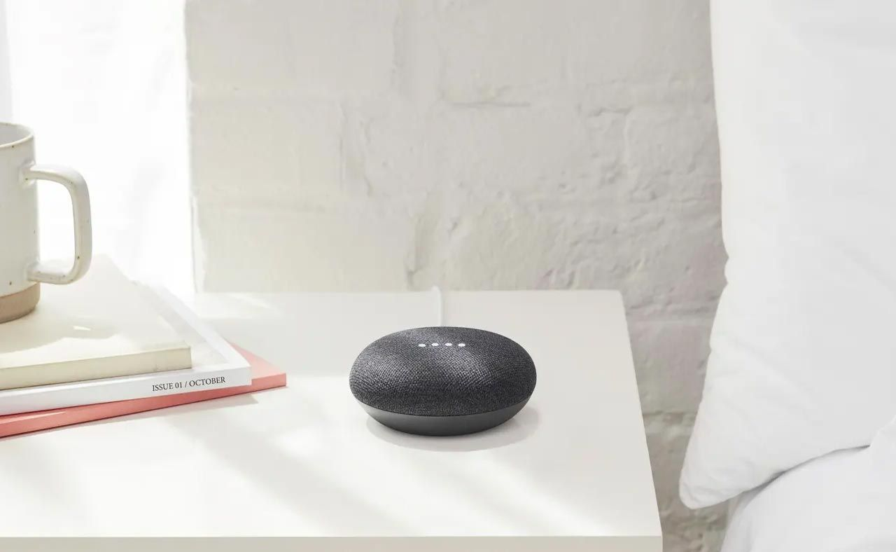 Google fixar Bluetooth-strul i Google Home
