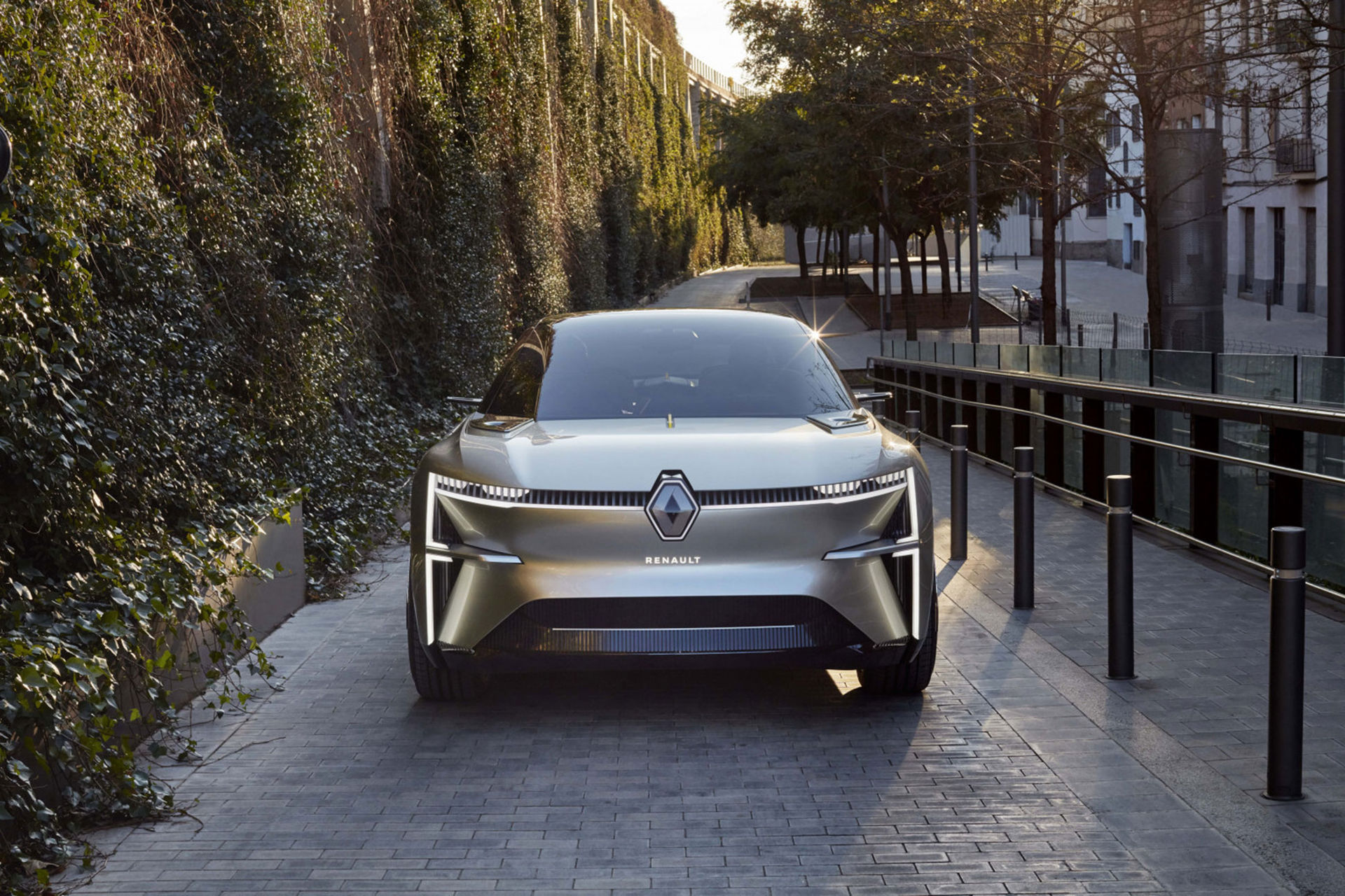 Renault presenterar eldrivna Morphoz