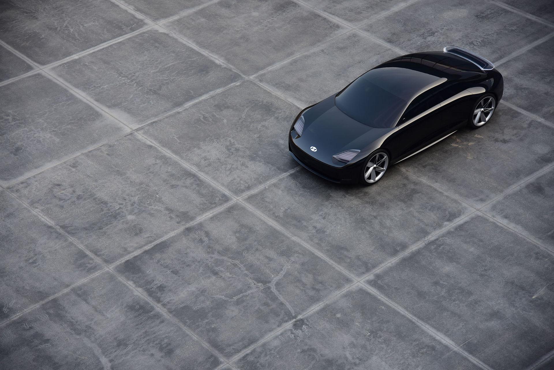 Det här är Hyundais nya konceptbil Prophecy